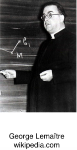 George Lemaître